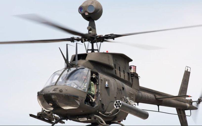 70 ελικόπτερα Kiowa έρχονται   από την Αμερική στην Ελλάδα για να ενταχθούν   στο δυναμικό της Αεροπορίας Στρατού