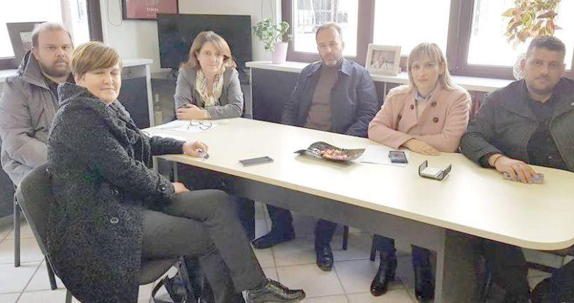 Υπόμνημα για να αναδείξει  τα προβλήματα των ροδακινοπαραγωγών κατέθεσε ο Αγροτικός Σύλλογος Ημαθίας στην Υφυπουργό Ολυμπία Τελιγιορίδου