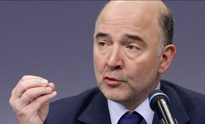 «Βόμβα» Μοσκοβισί  για τα πλεονάσματα: «Δεν είναι  ρεαλιστικά – Πρέπει να μειωθούν»