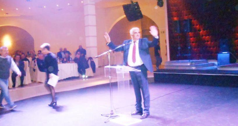 Ομιλία Χαλκίδη αλλά χωρίς ανακοίνωση ονομάτων υποψηφίων