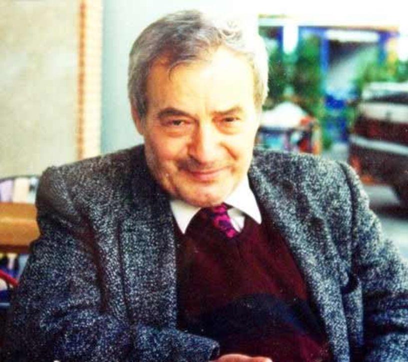 20 χρόνια από τον θάνατο (9-9-1999) του μεγάλου Μαθηματικού Θ. Καζαντζή