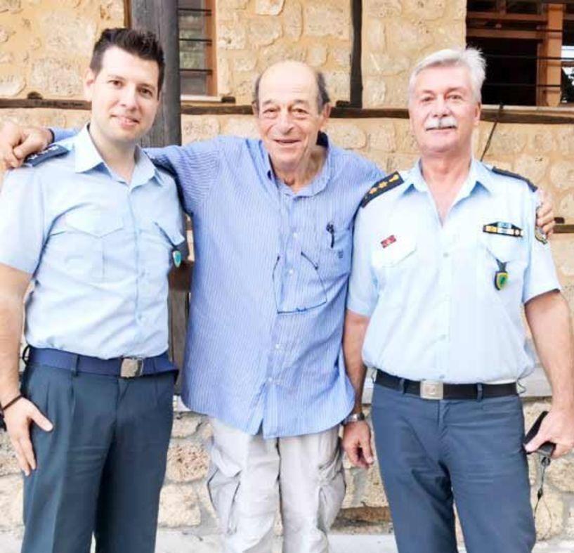 Συμμετείχαν ο Αστυνομικός Διευθυντής  και ο Διοικητής Τροχαίας στα γυρίσματα;