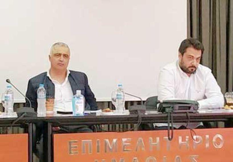 Κοινή πρωτοβουλία Τσαβδαρίδη και Μπαρτζώκα για την διεκδίκηση οικονομικών μέτρων υπέρ των καταστημάτων εστίασης της Ημαθίας