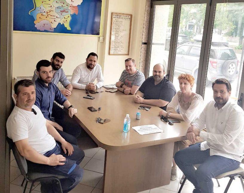Τάσος Μπαρτζώκας: «Άμεση ανάγκη η ενίσχυση της αστυνόμευσης στην περιοχή της Αλεξάνδρειας και στην ευρύτερη Ημαθία»