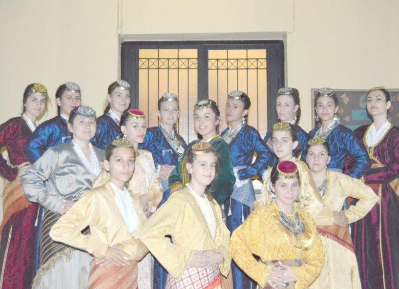 Μεγάλη επιτυχία είχαν οι πολιτιστικές εκδηλώσεις  της Ευξείνου Λέσχης Ειρηνούπολης στο Αγγελοχώρι