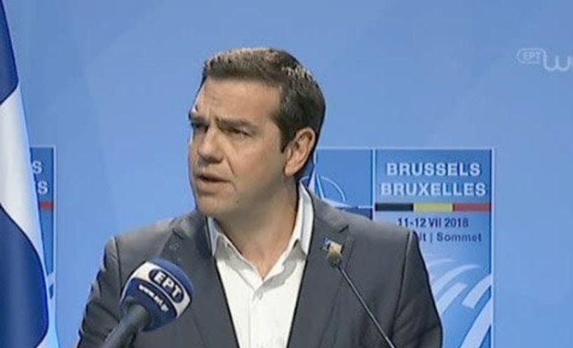 Αλ. Τσίπρας: Μείζον  ζήτημα στις σχέσεις  Ελλάδας-Τουρκίας  η απελευθέρωση  των δύο στρατιωτικών