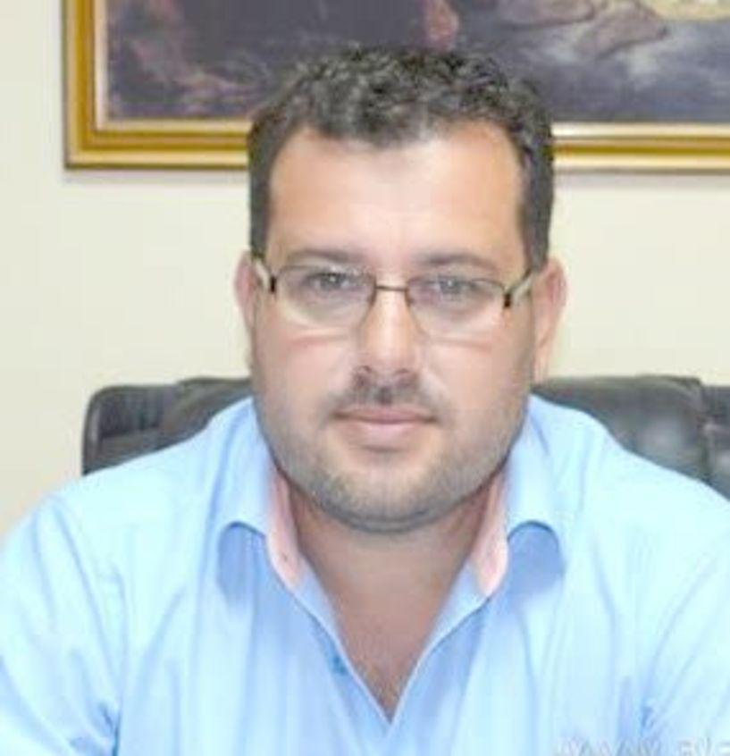 Παραιτήθηκε   ο Κ. Ναλμπάντης από τη δημοτική παράταξη Γκυρίνη