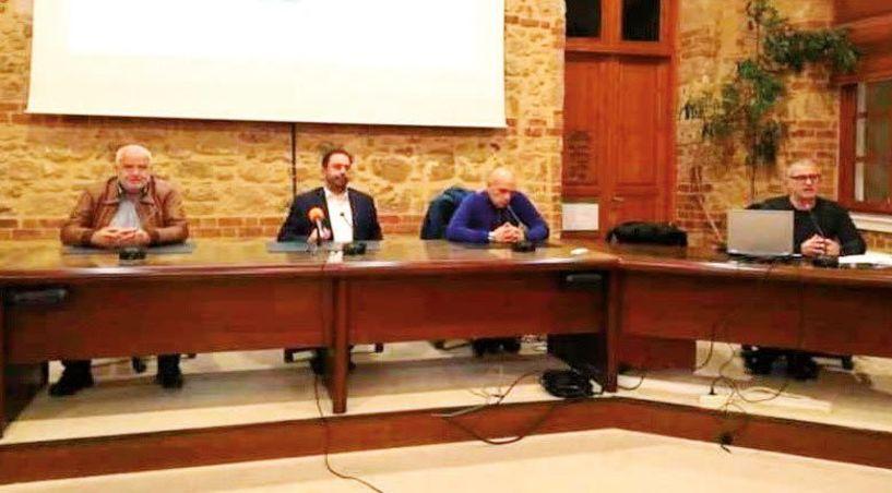 Στον 7ο Φιλίππειο δρόμο και ο νικητής του Μαραθωνίου της Αθήνας Κώστας Γκελαούζος - Συνέντευξη Τύπου στο Δημαρχείο
