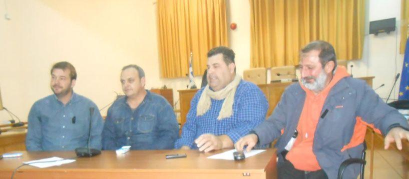 Αγροτικός Σύλλογος Γεωργών Αλεξάνδρειας:  «Όχι στα μπλόκα, ναι σ' ένα ισχυρό όργανο  που θα διεκδικεί 365 μέρες το χρόνο»