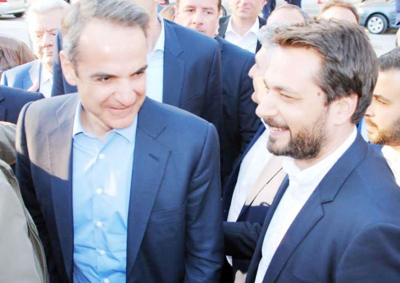 Η εφημερίδα Παραπολιτικά για τις «γαλάζιες» υποψηφιότητες στην Ημαθία ενόψει επίσκεψης Μητσοτάκη