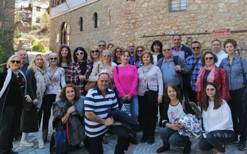 Κύπριοι χορωδοί   ξεναγήθηκαν στη Βέροια