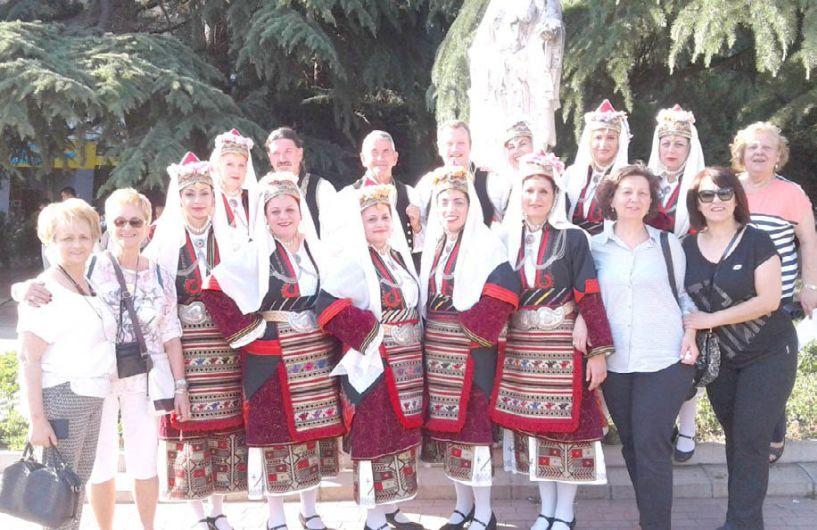 Στο Φεστιβάλ των Ρόδων   το Λύκειο  Ελληνίδων Βέροιας