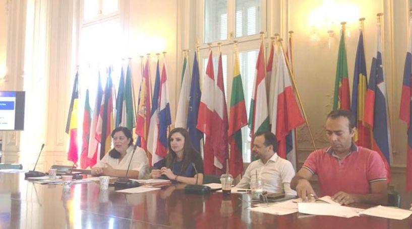 Στη συνάντηση για την Ευρωπαϊκή Ενεργειακή Πλατφόρμα για την Καινοτομία SET-Plan  συμμετείχε η Περιφέρεια Κεντρικής Μακεδονίας