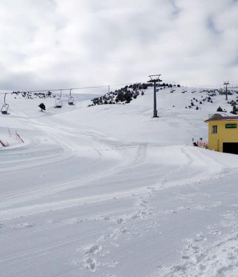Μάρτης με 30 εκ.  φρέσκο χιόνι στο Σέλι!