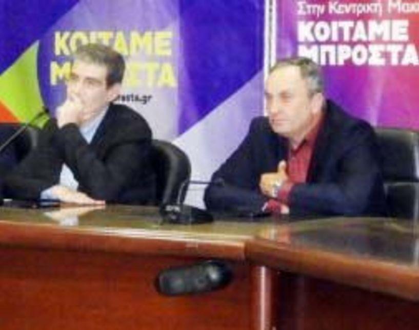 """Εκτός ψηφοδελτίου ΣΥΡΙΖΑ ο υποψήφιος περιφερειακός σύμβουλος Ημαθίας  Παύλος Μπογιαννίδης  για """"φιλοχουντικές αναρτήσεις"""" στο facebook"""