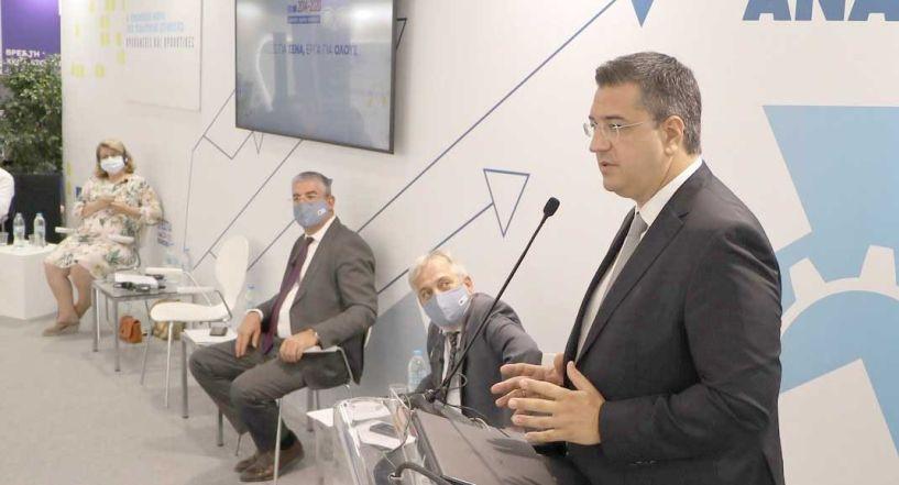 Α. Τζιτζικώστας: «Το νέο ΕΣΠΑ της Περιφέρειας Κεντρικής Μακεδονίας ύψους 1,4 δισ. ευρώ αποτελεί τη μεγαλύτερη χρηματοδοτική παρέμβαση που έγινε ποτέ στον τόπο μας