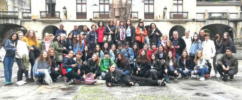 Στην Ισπανία καθηγητές και μαθητές του 3ου ΓΕΛ Βέροιας
