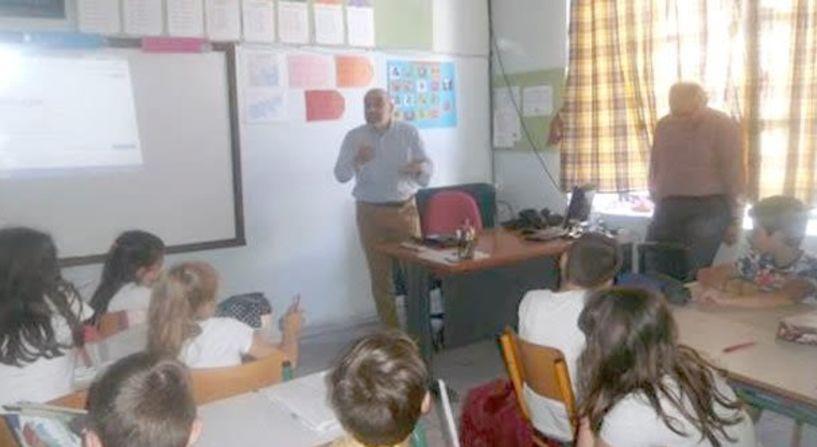 Μαθητές και δάσκαλοι του 3ου Δημοτικού σχολείου της Βέροιας επισκέφθηκαν τη ΔΕΥΑΒ