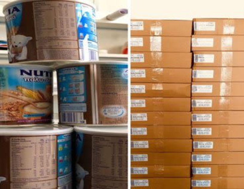 Διανομή βρεφικών ειδών μέσω του   προγράμματος ΤΕΒΑ αύριο σε   ωφελούμενους   του Δήμου Αλεξάνδρειας