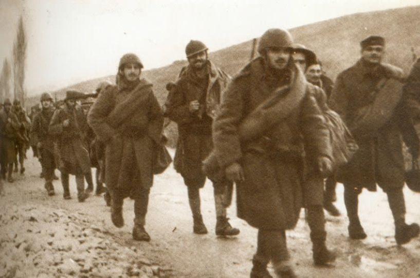 Ενταφιάζονται  στην Κλεισούρα  573 Έλληνες πεσόντες  του ελληνοϊταλικού πολέμου