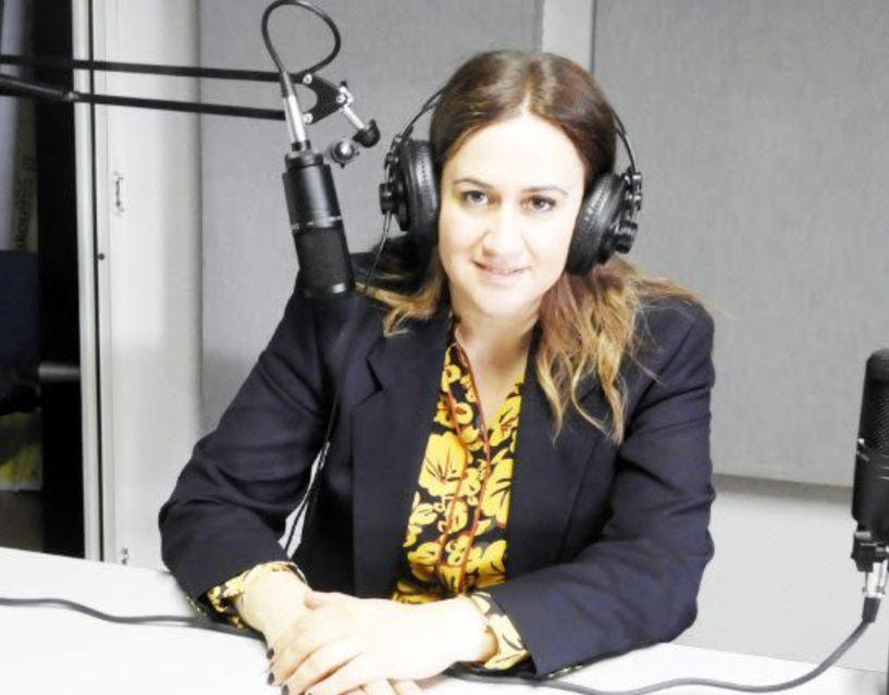Ελένη Παναγιωταρέα: «Πιστεύω απόλυτα ότι το οικονομικό πρόγραμμα της Ν.Δ. θα πάει τη χώρα μπροστά»
