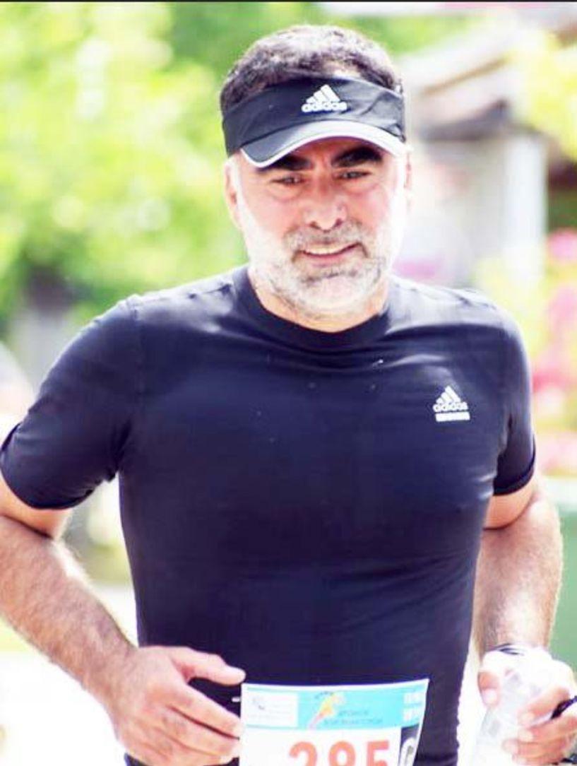 Ο Άρης Λαζαρίδης έτρεξε στον 3ο Δρόμο Ανακτόρων  στην Βεργίνα