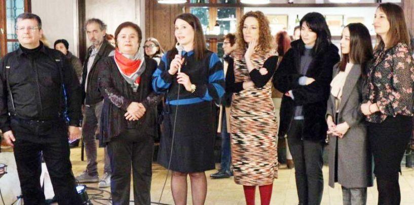 Γυναίκες πίσω από τον φωτογραφικό φακό,  στη Στέγη