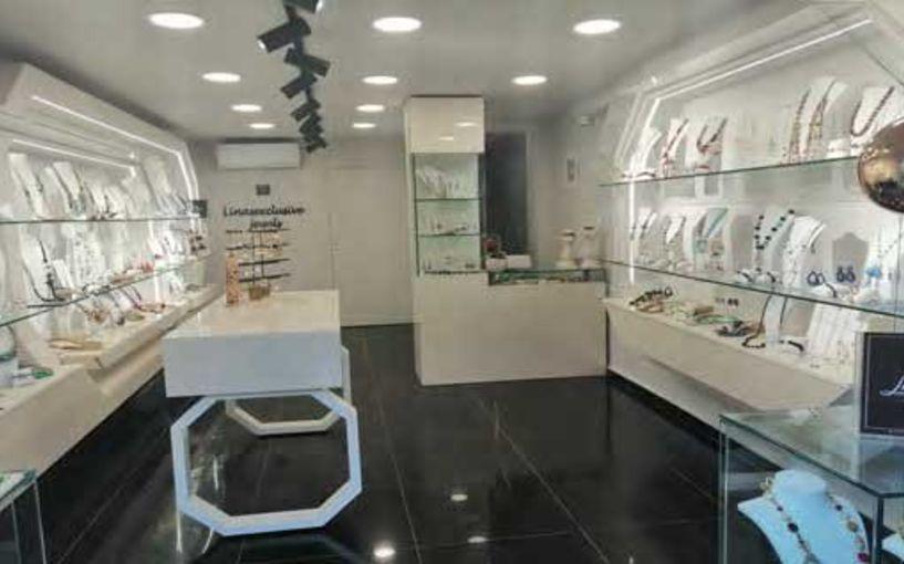 Απο τις 16 Μαΐου linasexclusive jewels store στη Βεροια