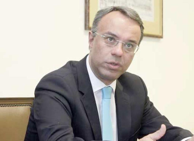 Χρ. Σταϊκούρας: Παγώνουν έως το τέλος του έτους όλες οι βεβαιωμένες οφειλές προς την Εφορία που είχαν ανασταλεί έως το τέλος Απριλίου