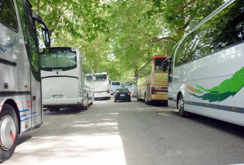 Και πάλι περί τουρισμού  και πάρκινγκ λεωφορείων