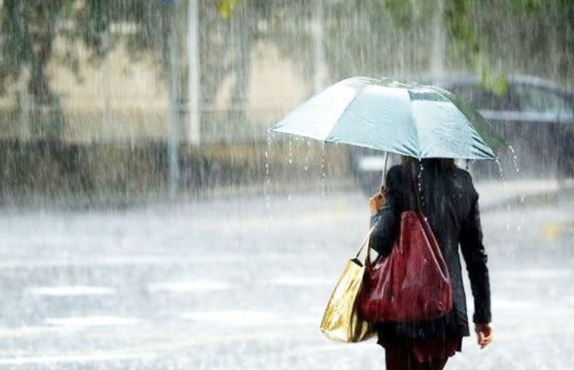Βροχές  και καταιγίδες  μέχρι την Τετάρτη