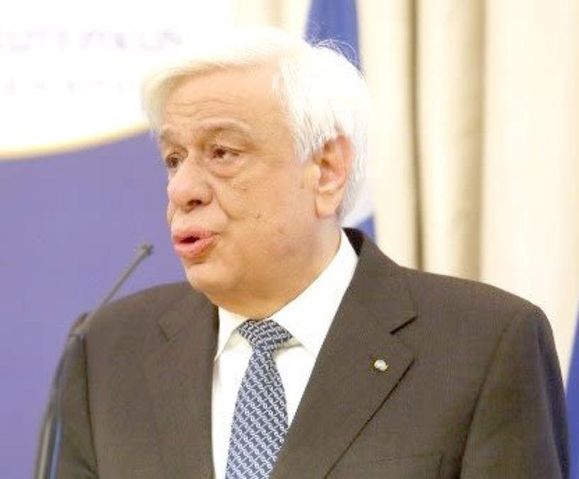 Σε υψηλούς τόνους το μήνυμα του Πρ. Παυλόπουλου για γκρίζες ζώνες στο Αιγαίο