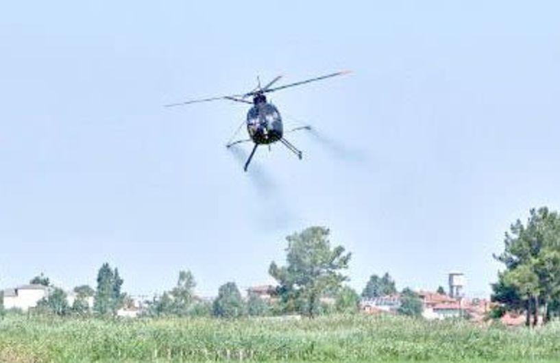 Ξεκινούν στους ορυζώνες της Κεντρικής Μακεδονίας αεροψεκασμοί για την καταπολέμηση των κουνουπιών