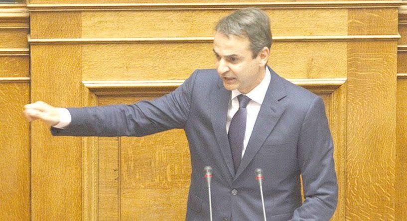 """Μετά την  """"αθόρυβη"""" ψήφιση του πολυνομοσχεδίου  Σε αναμμένα κάρβουνα     Βουλή και κόμματα  από την πρόταση δυσπιστίας της Ν.Δ. για την ονομασία  της ΠΓΔΜ """"Για να δούμε αν υπάρξουν 154 βουλευτές να πουν το ναι..."""""""