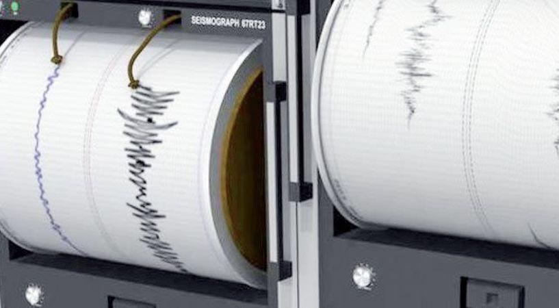 Σεισμός «ταρακούνησε» χθες το πρωί  και τη Βέροια