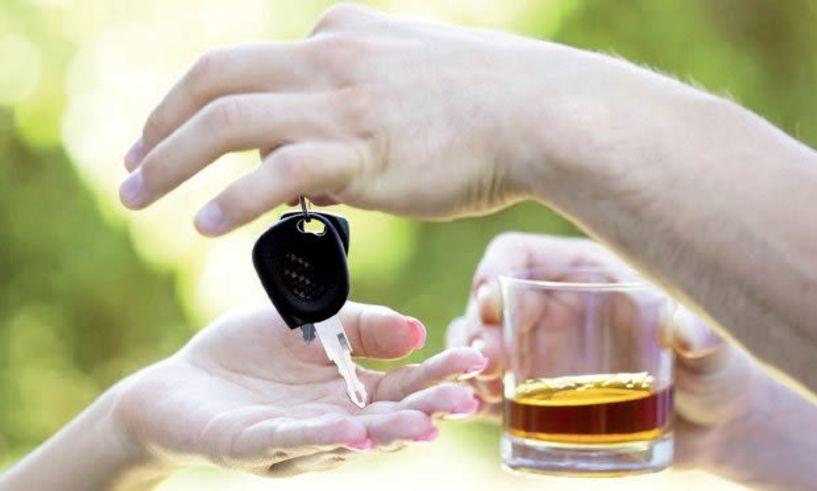 Πίνω και μεθώ… αλλά δεν οδηγώ