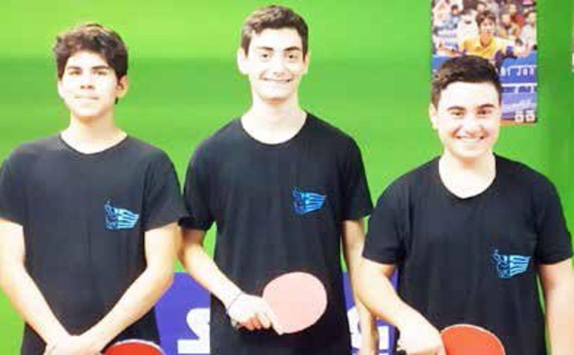 Πινγκ Πονγκ  Με μία νίκη και μία ήττα ξεκίνησε  η ομάδα του Ο.Ε.Α.Β στο πρωτάθλημα Β΄ τοπικού Βορ. Ελλάδος