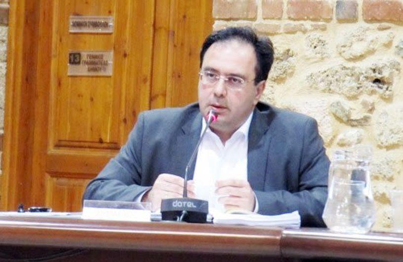 Βοργιαζίδης για την «Βιώσιμη Αστική Ανάπτυξη»: Είναι έργο του Δήμου κι όχι της Περιφέρειας…