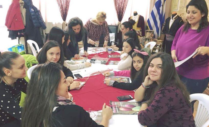 Αναβίωσαν τον «Κουκαρά» στην Εύξεινο Λέσχης Χαρίεσσας
