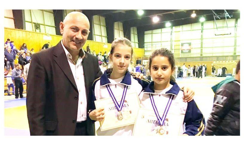 Επιτυχίες των αθλητών του Α.Σ. «JUDO-ΟΛΥΜΠΙΑΚΗ ΕΛΠΙΔΑ ΒΕΡΟΙΑΣ» σε Διεθνές Τουρνουά