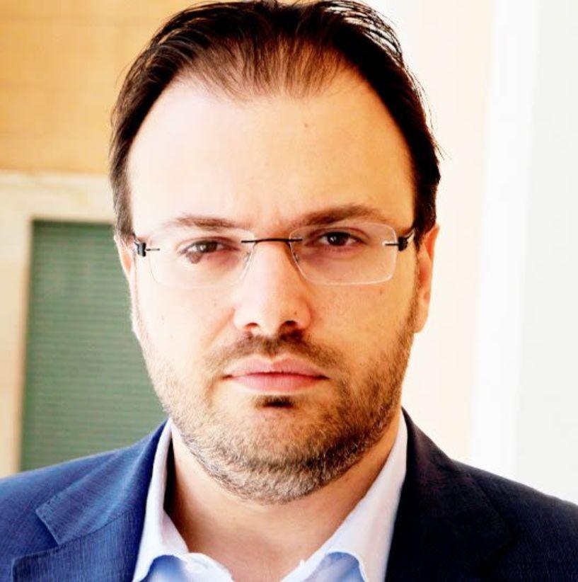 Στην AGROTICA σήμερα  ο προέδρος της ΔΗΜΑΡ Θανάσης Θεοχαρόπουλος