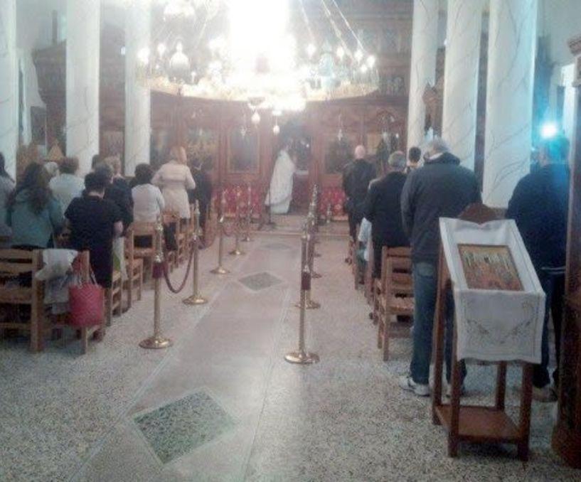 Γέμισε από κόσμο το Σέλι  και η Παναγία  το τριήμερο του Αγίου Πνεύματος