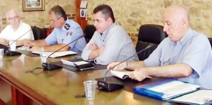 Βασική διαπίστωση η καλή συνεργασία των Φορέων στη σύσκεψη του ΣΟΠΠ Ημαθίας
