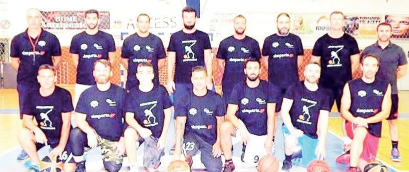 ΕΚΑΣΚΕΜ ΚΥΠΕΛΛΟ - Τρεις ομάδες (ΑΓΕ Πιερίας, Αλεξάνδρεια και Αετοί Βέροιας) εξασφάλισαν τη συμμετοχή τους στο Final Four