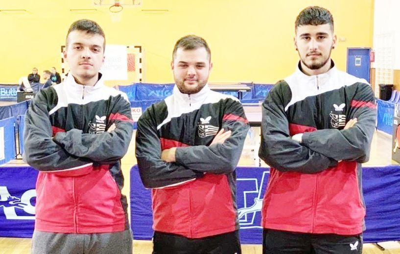 Πινγκ-Πονγκ - Με δύο νίκες έκλεισε τον 1ο γύρο του πρωταθλήματος Β' Εθνικής Ανδρών Βορ. Ελλάδας ο Ε.Σ.Ε.Α. Βέροιας