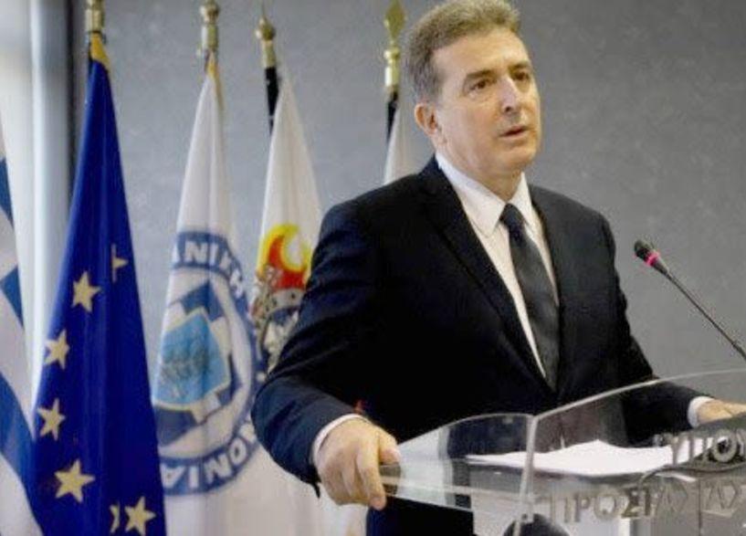 Ποια ζητήματα τέθηκαν   στη συνάντηση της Ένωσης Αστυνομικών Υπαλλήλων   Ημαθίας με τον Υπουργό   Προστασίας του Πολίτη