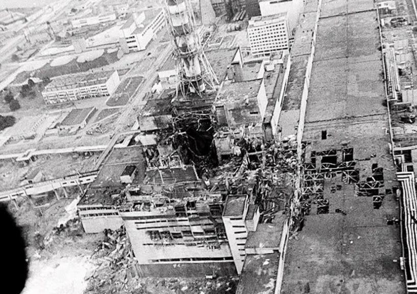Σαν χθες το 1986 η πυρηνική καταστροφή στο Τσέρνομπιλ