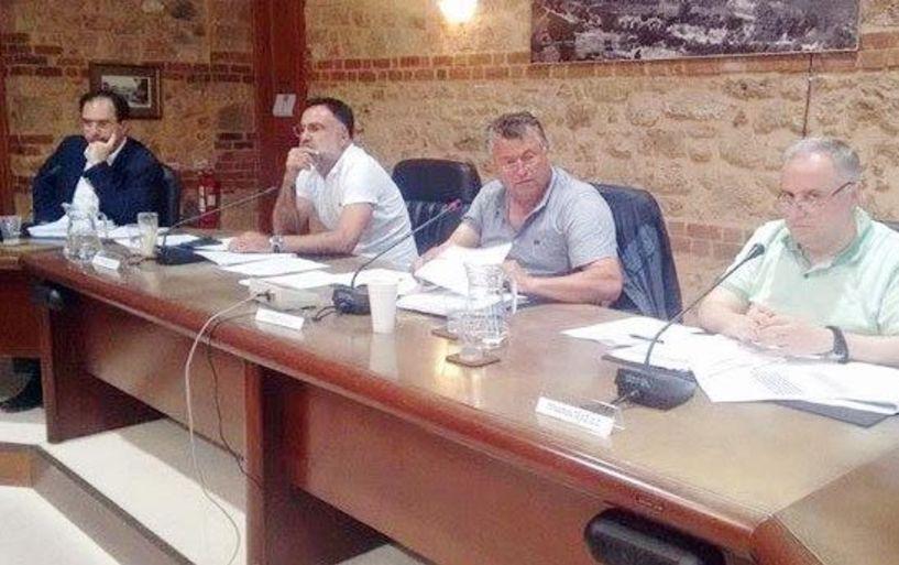 Με την αποχή του πόντιου   Αντ. Καγκελίδη, το Σώμα   καταδίκασε την ενέργεια επίθεσης   κατά του δημάρχου Θεσσαλονίκης
