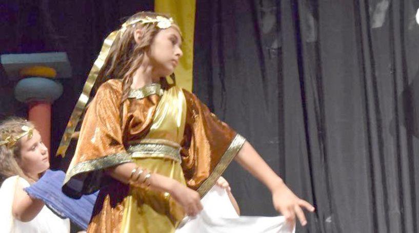 Στους Πανελλήνιους Θεατρικούς Αγώνες «Ακτίς Ονείρου» συμμετείχαν μαθητές του Δημοτικού Σχολείου Κουλούρας