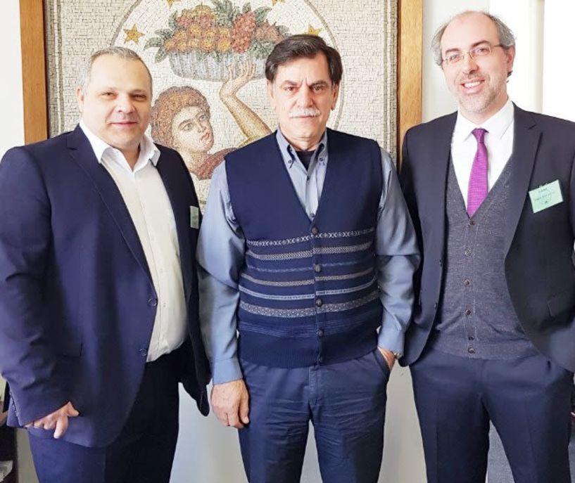 Στο Παγκύπριο Συνέδριο Γεωργίας η GAIA ΕΠΙΧΕΙΡΕΙΝ